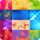 Gradient Backgrounds Soft Fractal - 16 clips Pack - VideoHive Item for Sale