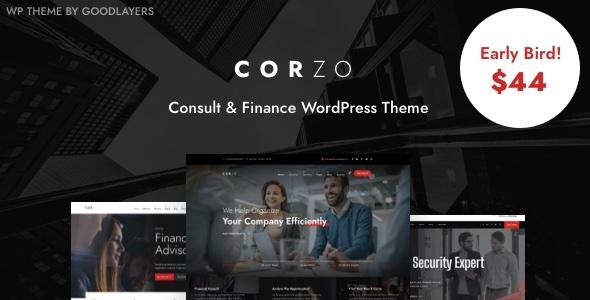 Corzo - Consulting & Finance