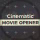 Cinematic Vintage Titles - VideoHive Item for Sale