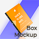 Box Product Mockup - VideoHive Item for Sale