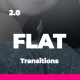 Simple Flat Transitions For After Effects - VideoHive Item for Sale