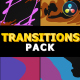 Liquid Transitions | DaVinci Resolve - VideoHive Item for Sale