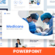 Medicare - Medical & Healthcare PowerPoint Template