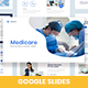 Medicare - Medical & Healthcare Google Slides Template
