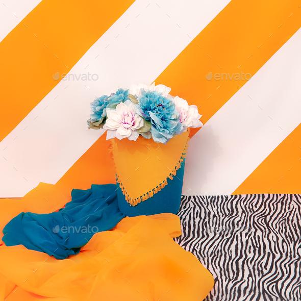 Flowers arrangement - Stock Photo - Images