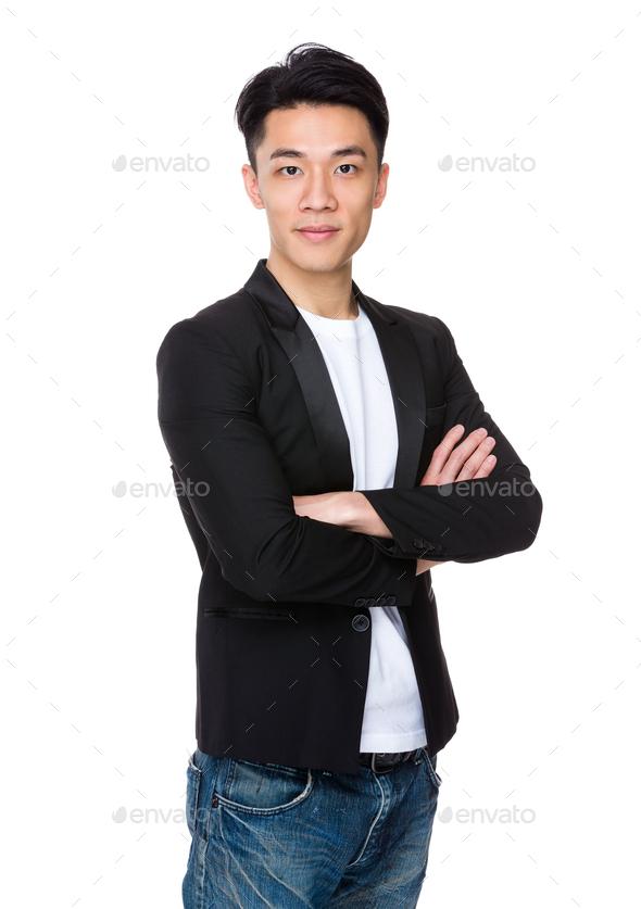 Businessman portrait - Stock Photo - Images