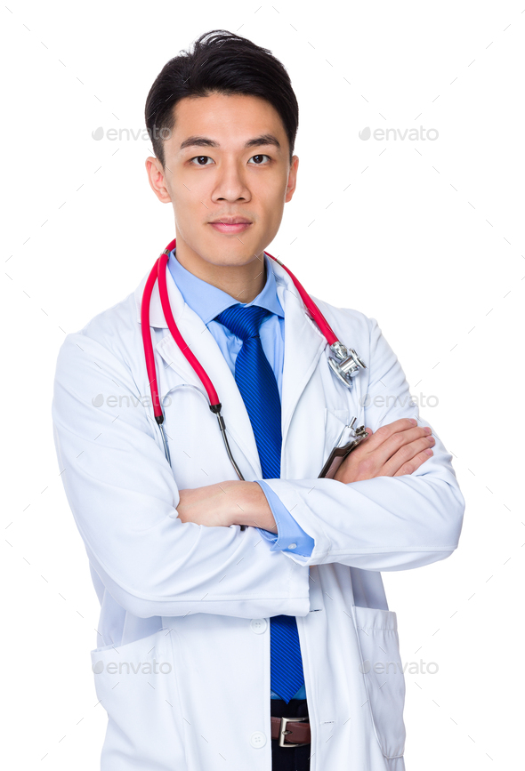 Doctor man - Stock Photo - Images