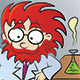 Chemistry teacher in class - GraphicRiver Item for Sale