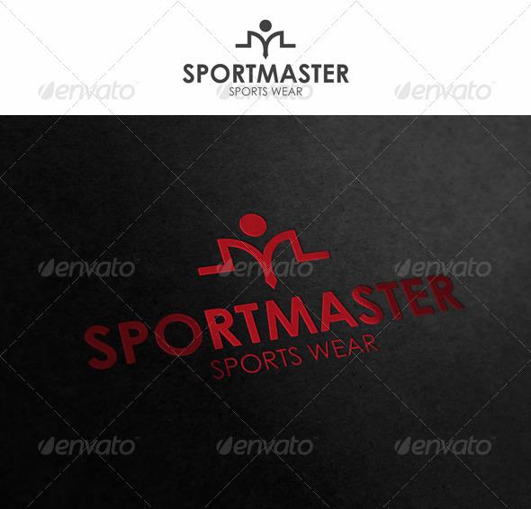 Sportmaster - Humans Logo Templates