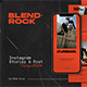 Blendrock Instagram Template