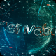 Particle 3D Earth Logo Reveal - VideoHive Item for Sale