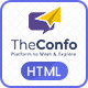 The Confo - Event Listing Page