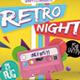 Retro Night Flyer A4 - GraphicRiver Item for Sale