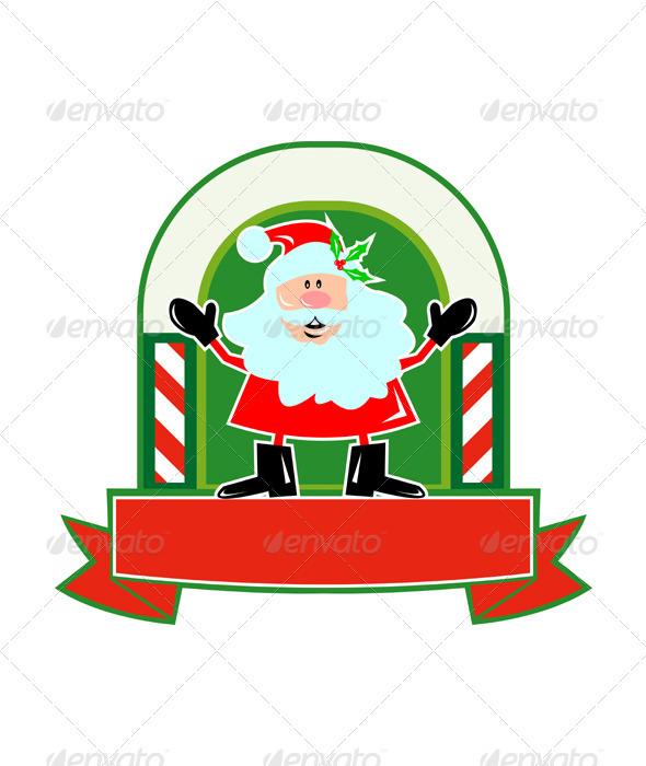 Father Christmas Santa Claus - Christmas Seasons/Holidays