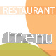 Light Restaurant Menu - GraphicRiver Item for Sale