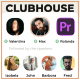 Clubhouse Promo | Premiere Pro - VideoHive Item for Sale