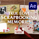 True Love Scrapbooking Memories - VideoHive Item for Sale