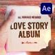 Love Story Album - VideoHive Item for Sale