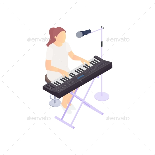 Piano Performer Talent Composition