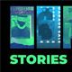 Modern Stories Instagram - VideoHive Item for Sale