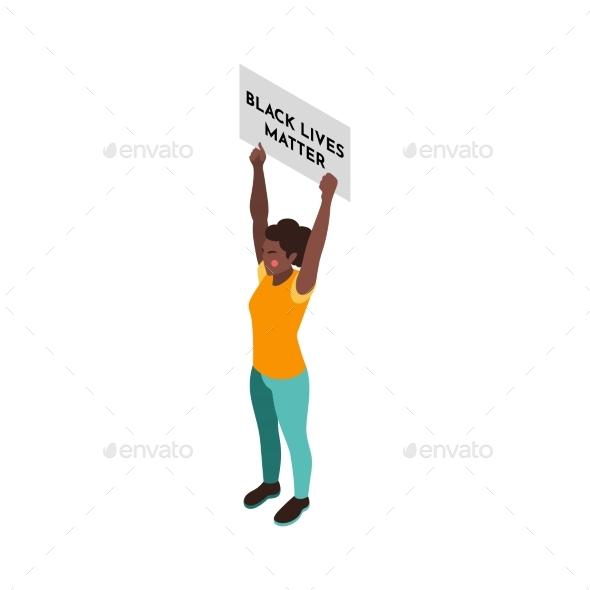 Black Lives Matter Composition