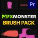 Brush Pack | Premiere Pro MOGRT - VideoHive Item for Sale
