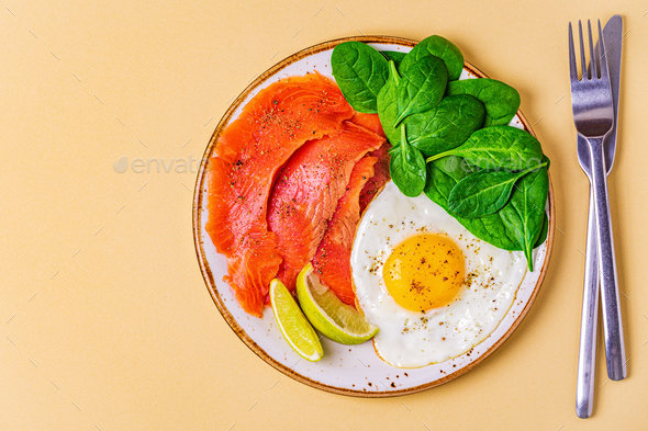 Ketogenic diet food, healthy meal concept. - Stock Photo - Images