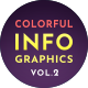 Colorful Infographics Vol.2 - VideoHive Item for Sale