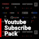 YouTube Subscribe Pack - VideoHive Item for Sale