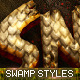 Swamp Styles - GraphicRiver Item for Sale