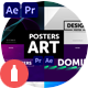 Posters Art - VideoHive Item for Sale