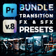 Montage Presets for Premiere Pro | Transitions, Titles, Effects, VHS, LUTs & More - VideoHive Item for Sale