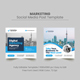 Marketing Social Media Post Template