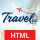 Travellia - Travel Landing One Page HTML Template