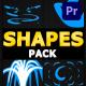 Grain Shapes   Premiere Pro MOGRT - VideoHive Item for Sale