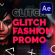 Glitch Fashion Promo - VideoHive Item for Sale