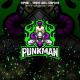 Punk Man E-sport and Sport Logo Template
