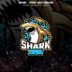 Shark Gaming E-sport and Sport Logo Template