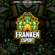 Frankenstein E-sport and Sport Logo Template
