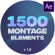 BASE | Transitions and Motion Graphics for After Effects - VideoHive Item for Sale