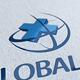 Global Aid Logo Design - GraphicRiver Item for Sale