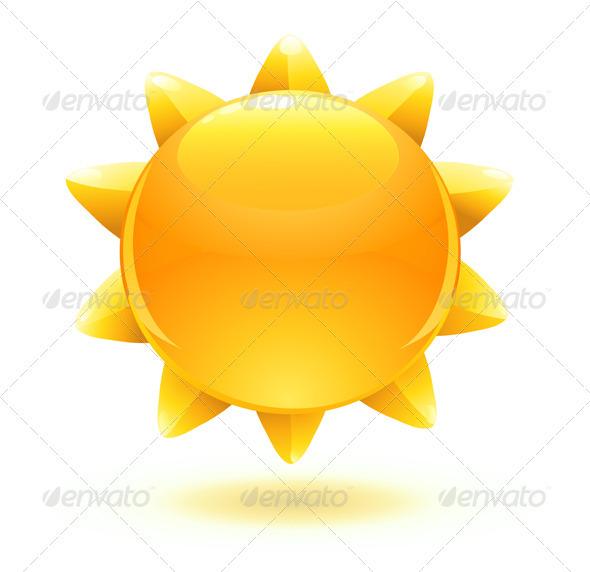 Summer sun  - Seasons/Holidays Conceptual