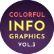 Colorful Infographics Vol.3 - VideoHive Item for Sale