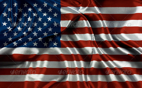American Flag - Backgrounds Graphics