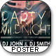Party Flyer \ Poster Template - GraphicRiver Item for Sale
