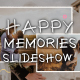 Happy Moments Slideshow | After Effects - VideoHive Item for Sale