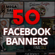 50 Facebook Banners