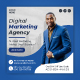 Business Marketing Online Social Media Banner Post Template