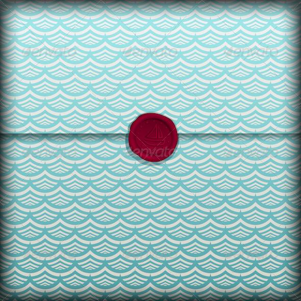 Summer Letter Banner - Retro Technology