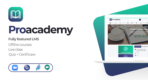 Proacademy LMS Collection